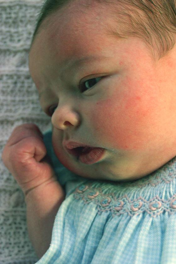 Annie is born!