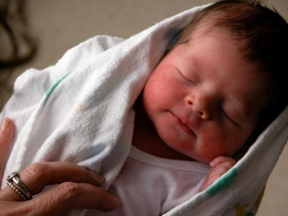 David is born!
