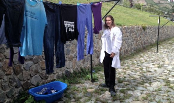 Ari Cale and the glamorous life of a missionary doctor.