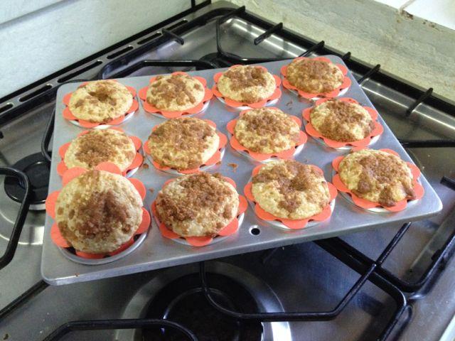 Mennonite Muffins (2/3)