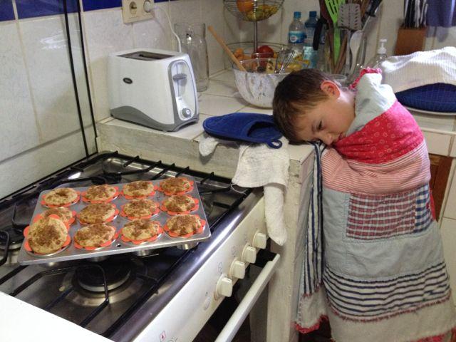 Mennonite Muffins (3/3)