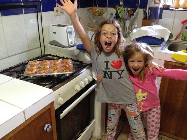 Mennonite Muffins (1/3)