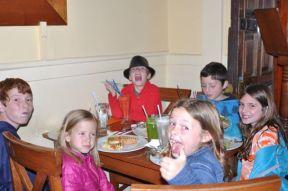 Our favorite restaurant in Cusco, Jack's