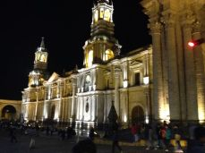 Another church in Arequipa. We love Arequipa!
