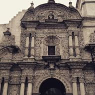 Church in Arequipa.