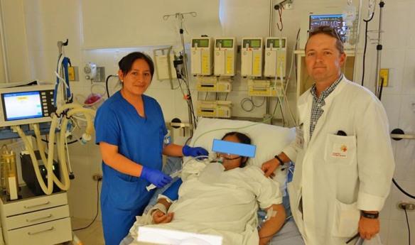 Patientin mit LE 47000