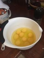 Eggs ready to go